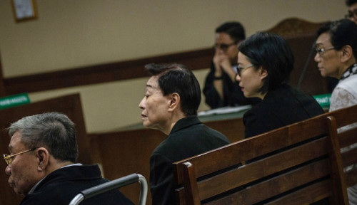 Foto Pejabat Kementerian PUPR Didakwa Terima Suap Rp4,9 Miliar