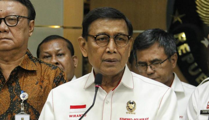 Wiranto: Khilafah Boncengi Keruwetan Pemilu - Warta Ekonomi