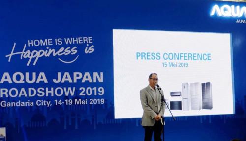 Cukup Moderat, Aqua Japan Incar Pertumbuhan 28% di 2019