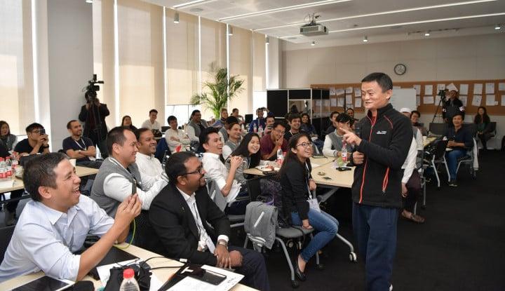 Menang Banyak, Alibaba Raup Ratusan Triliun di Q1 2019 - Warta Ekonomi