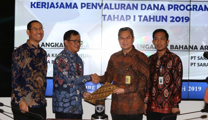 BAV Salurkan Dana PKBL Rp441 Miliar hingga Mei 2019 - Warta Ekonomi