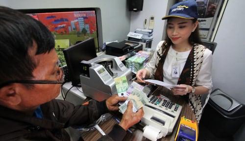 Foto Corona Pukul Dunia Usaha, Siapa Saja yang Bisa Libur Cicil Kredit?