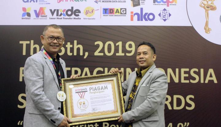Sabet Printpack Indonesia Awards, AXI Mantapkan Posisi Sebagai Top Online B2B Printing - Warta Ekonomi