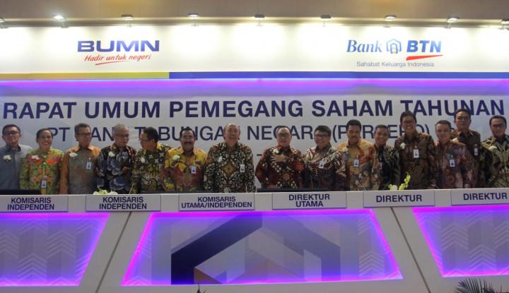RUPST BTN Setujui Ambil Alih Saham Mayoritas PNM IM - Warta Ekonomi