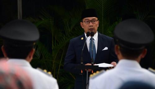 Foto Sentilan Kang Emil untuk Elite-Elite di Jakarta