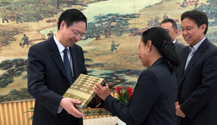 Ke China Bareng Bos Holding Tambang, Rini Jajaki Kerja Sama Industri Logam - Warta Ekonomi