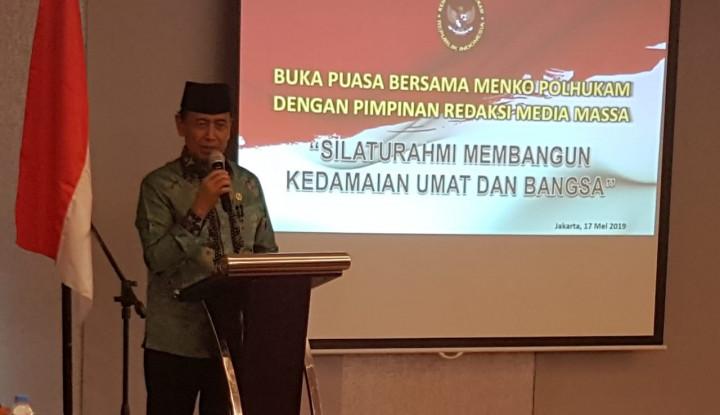 Wiranto Sering Dituduh Bagian dari Orba, Padahal...