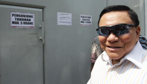 Foto Hendropriyono: Prabowo Mulai Ditinggal Partai Pendukung