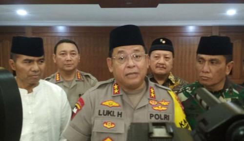 Foto Polisi Tangkap Empat Orang yang Jual Paket Tour Jihad Jakarta