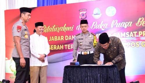 Foto Terus Gencarkan E-Samsat, PAD Jawa Barat Naik