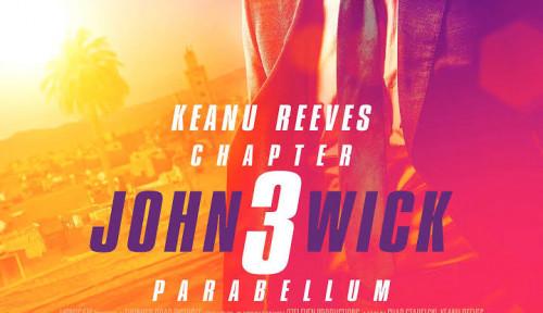 Foto John Wick Chapter 3 - Parabellum Berhasil Geser Posisi Avengers: End Game