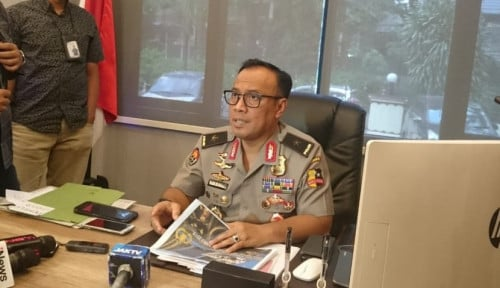 Foto Amankan Pelantikan Jokowi, Polisi Turunkan Pasukan Segini...