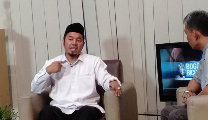 Pilpres Usai, DMI Bogor Imbau Umat Islam Jaga Persatuan - Warta Ekonomi