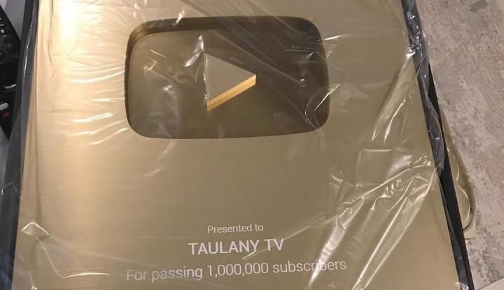 Sepi Job di Televisi, Andre Taulany Jadi Youtuber, Segini Gajinya - Warta Ekonomi