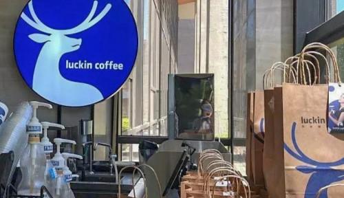 Foto Gandeng Konglomerat Multinasional Belanda, Kompetitor Starbucks di China Bikin Joint Venture Baru!