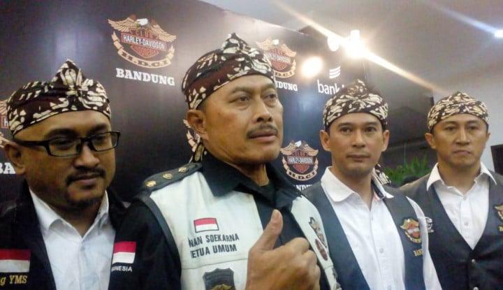 Nanan: Pengcab HDCI Bandung Paling Lengkap