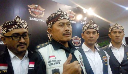 Foto Nanan: Pengcab HDCI Bandung Paling Lengkap
