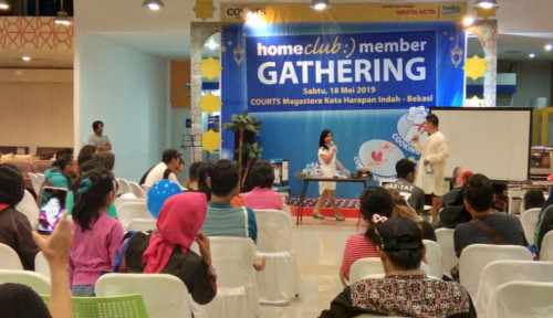 Foto Courts Retail Indonesia Gelar Member Gathering Tiap Ramadan