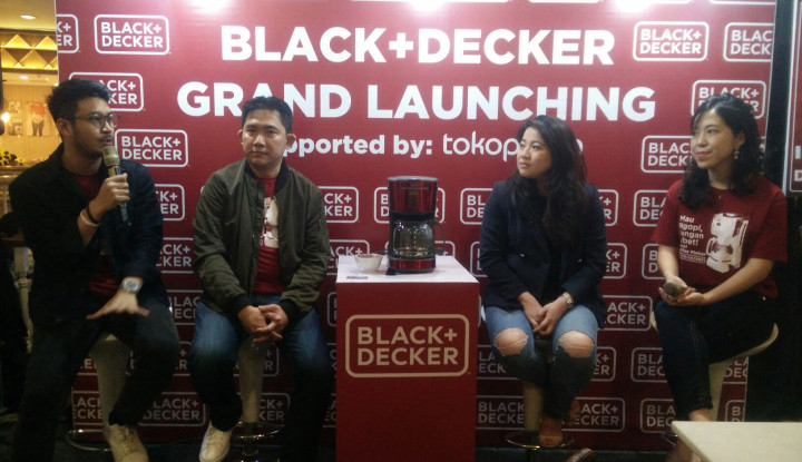 Black and Decker, Coffee Maker Digital Dilengkapi Timer Otomatis - Warta Ekonomi