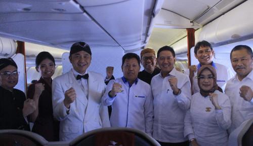 Foto PTPN III Jalin Kerja Sama Bisnis dengan Pegadaian dan Garuda