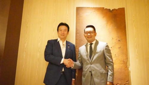 Foto Pemerintah Jepang Apresiasi Kemajuan TPPAS Legok Nangka Jabar