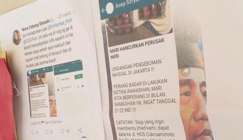 Foto Guru di Garut Ini Ajak Ngebom KPU, Polisi Langsung...
