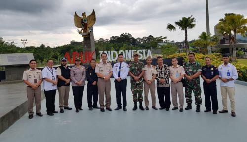 Foto Dorong Ekspor di Perbatasan, RI Capai Kesepakatan dengan Otoritas Serawak