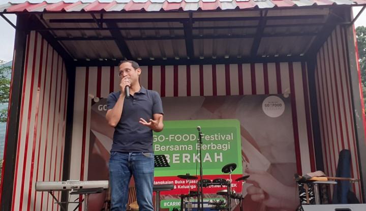 FastGo Mau Ekspansi ke Indonesia, Go-Jek: Kami Dukung Persaingan Industri Sehat - Warta Ekonomi