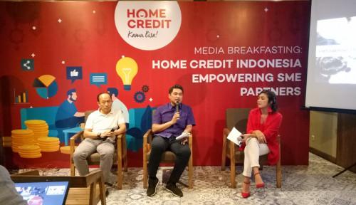 Foto Berdayakan Mitranya, Home Credit Dukung Pertumbuhan UMKM