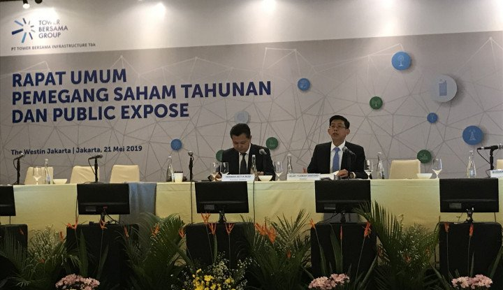 Cari Duit dengan Terbitkan Obligasi, TBIG Tawarkan Bunga Tinggi - Warta Ekonomi