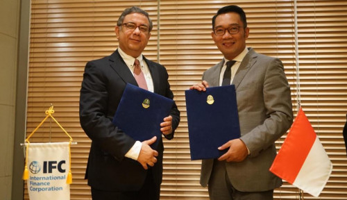 Foto Gandeng IFC, Kang Emil Mantap Kembangkan Infrastruktur dan BUMD Jabar
