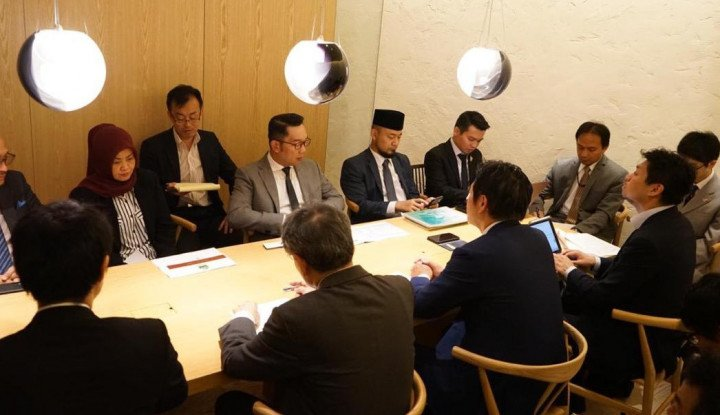 Pemerintah Jepang Apresiasi Kemajuan TPPAS Legok Nangka Jabar - Warta Ekonomi