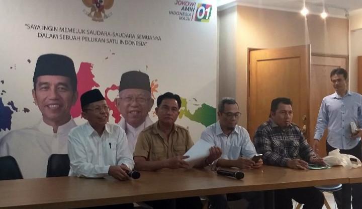Demokrat Usul Bubarkan Koalisi Indonesia Kerja, TKN Bereaksi - Warta Ekonomi