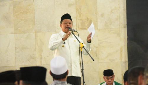 Foto Uu Ruzhanul Minta Subang Segera Buat Perda Sawah Abadi