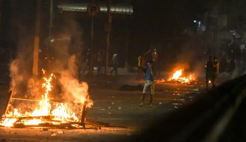 Foto Demo 22 Mei Telan Nyawa,  Prabowo Kendalikan Pendukung Mu!!