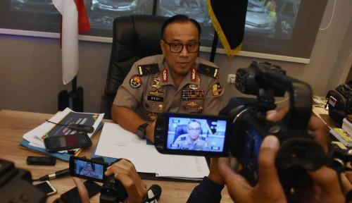 Foto Polisi Akui Angkut Peluru Tajam, Tapi...