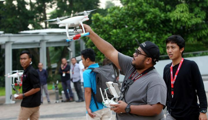 Gambarkan Smart Digital City, BSD City Gelar Kompetisi Drone