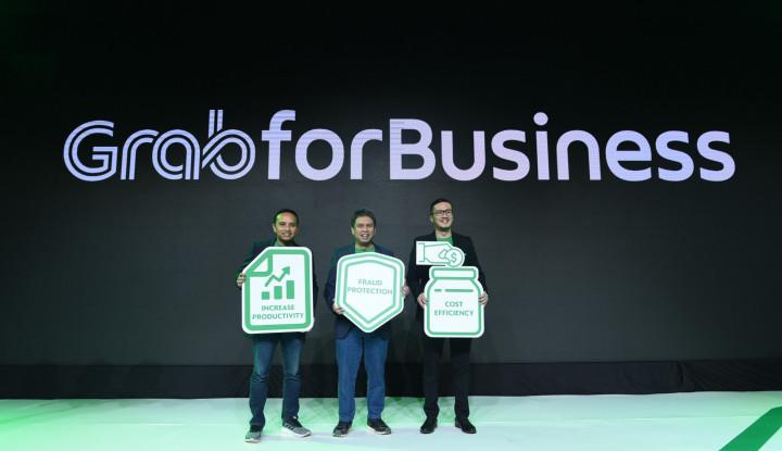 Grab Perkenalkan Solusi Perjalanan Bisnis Terbaru dari Grab for Business - Warta Ekonomi