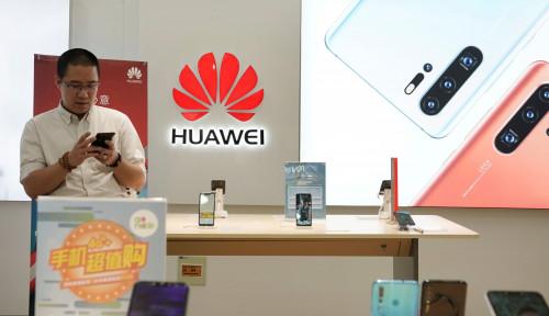 Foto Washington Tekan Korea Selatan Agar Tak Berbisnis dengan Huawei