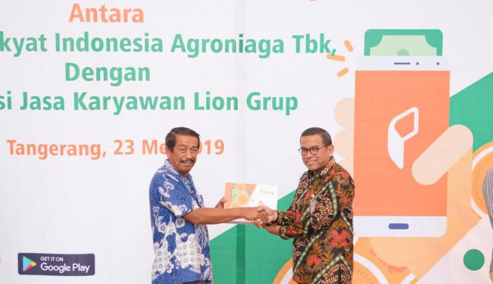 Bank BRI Agro Jalin Gandeng Lion Group untuk Salurkan Pinjaman Berbasis Digital, - Warta Ekonomi