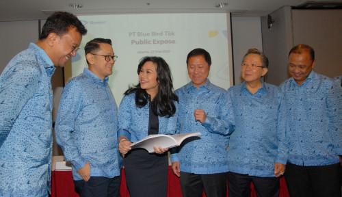 Foto Bluebird Tunjuk Noni Purnomo sebagai Direktur Utama