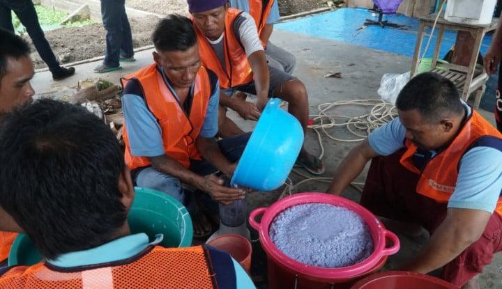 Tingkatkan Kapasitas Penghuni Lapas, Pertamina Balikpapan Gelar Pelatihan Daur Ulang Kertas