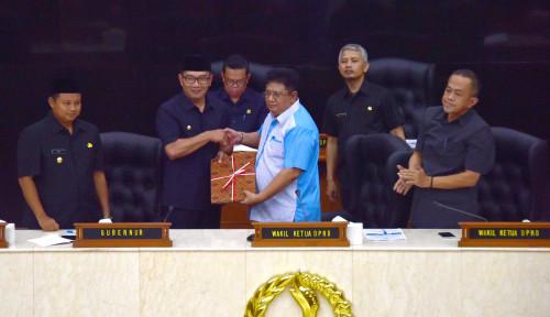 Foto Pemdaprov dan DPRD Jawa Barat Bahas Raperda Pendidikan Keagamaan