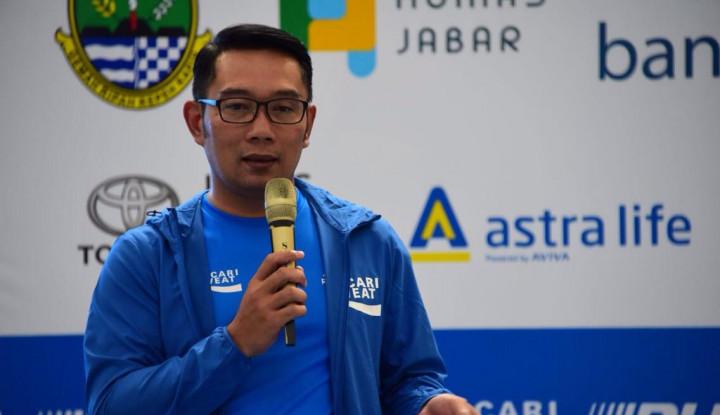 Berpotensi Maju Pilpres 2024, Jawaban Ridwan Kamil Keren - Warta Ekonomi