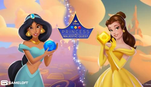 Foto Gameloft Hadirkan Game Mobile untuk Penggemar Disney