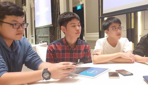 Foto VMWare Hackathon: Lahirnya Ide Aplikasi LinkedIn Buat Pengguna MID