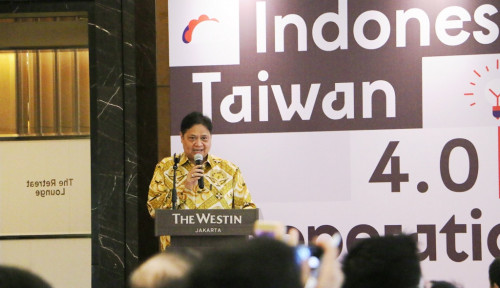 Foto Airlangga Minta Tambahan Anggaran Rp2,89 Triliun, Buat Apa?