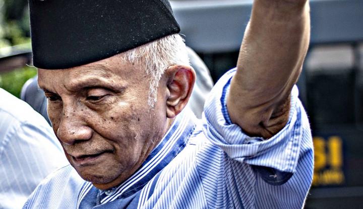 Prediksi Jokowi Bakal Jatuh, PDIP: Jangan Percaya Ramalan Amien Rais, Ngaco - Warta Ekonomi