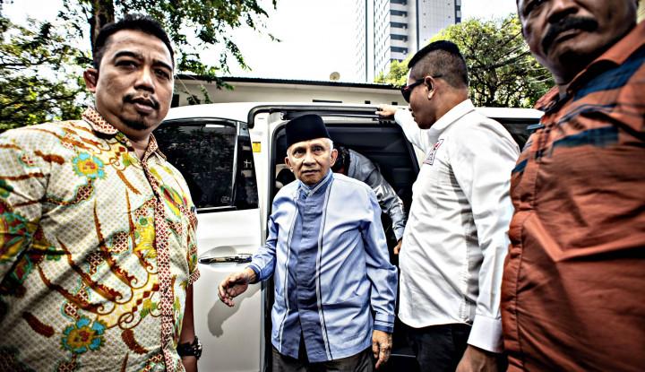 Perppu Jokowi Digugat, Kritikus: Mending Mbah Amien Istirahat di Rumah