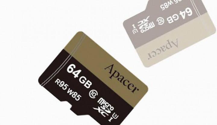 Apacer Resmikan Program Baru di Computex Taipei 2019 - Warta Ekonomi